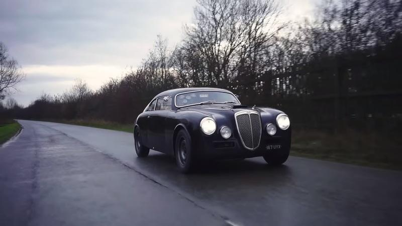 This Lancia Aurelia Outlaw is Probably the Best Restomod We've Ever Seen