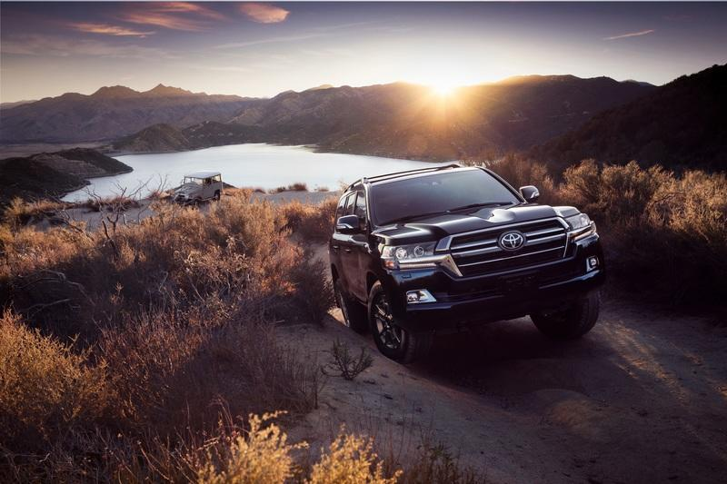 2019 Toyota Land Cruiser Heritage Edition