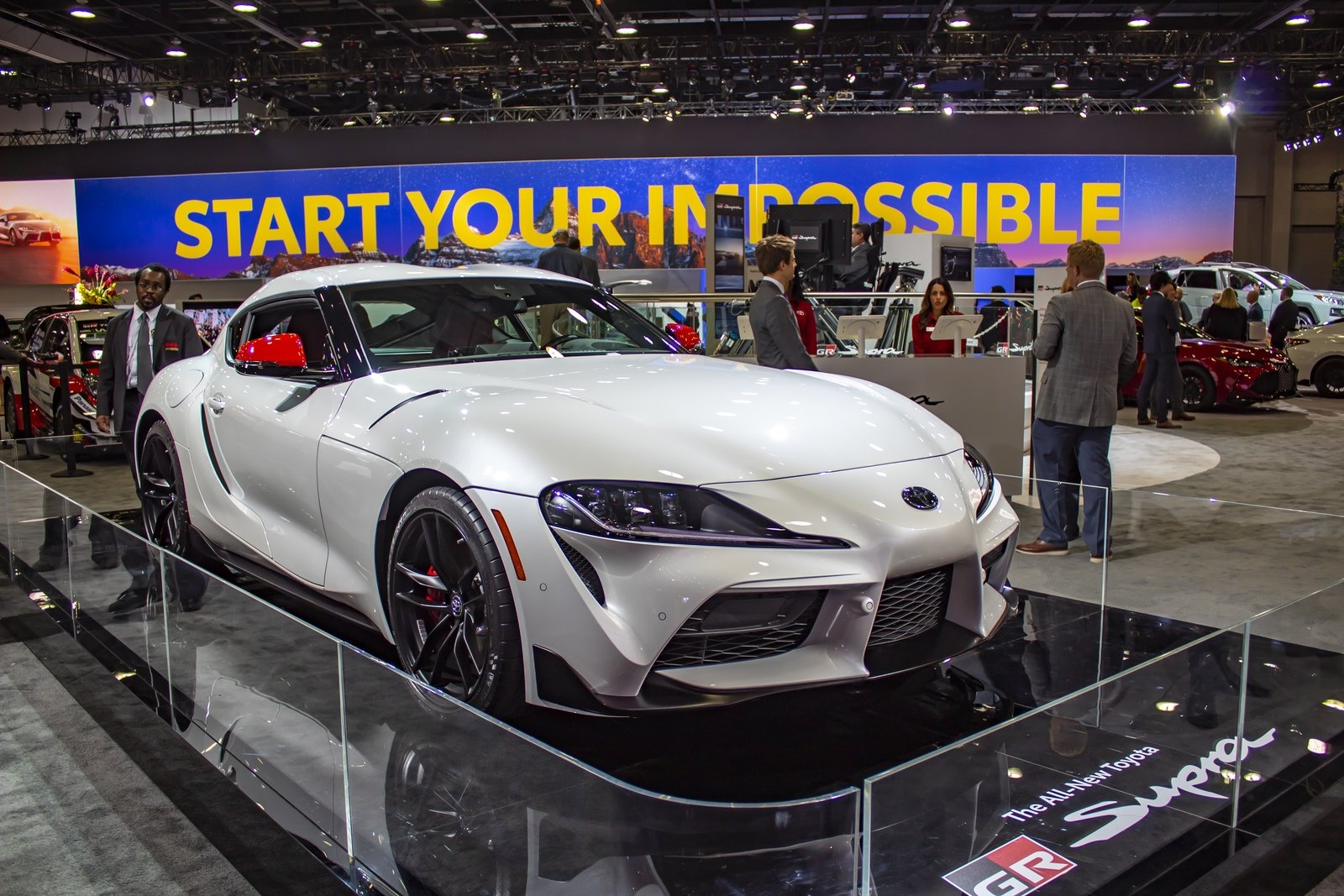 2019 Toyota Supra Launch Edition   Top Speed
