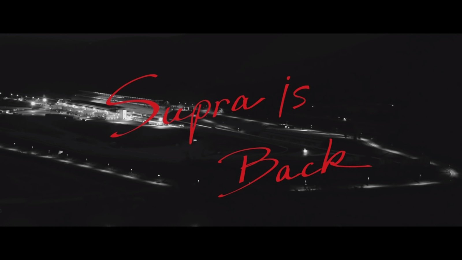 2018 Toyota Supra >> Toyota Pushes The 2020 Supra To The Limit On The Race ...