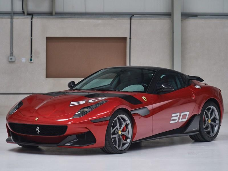 Car for Sale: Unique 2011 Ferrari SP30 One-Off by Ferrari Special Projects