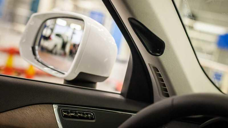 Volvo to Offer Driver-Focus Cameras - Does the Concept Threaten Our Privacy?