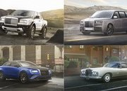 What if Rolls-Royce Had a Car in Every Conceivable Segment? - image 812406