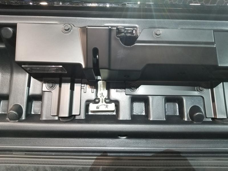 Why Does the Side Cargo Box on the 2020 Ram 2500 HD Have an Emergency Exit Latch? Who The Hell Would Get Stuck in There?