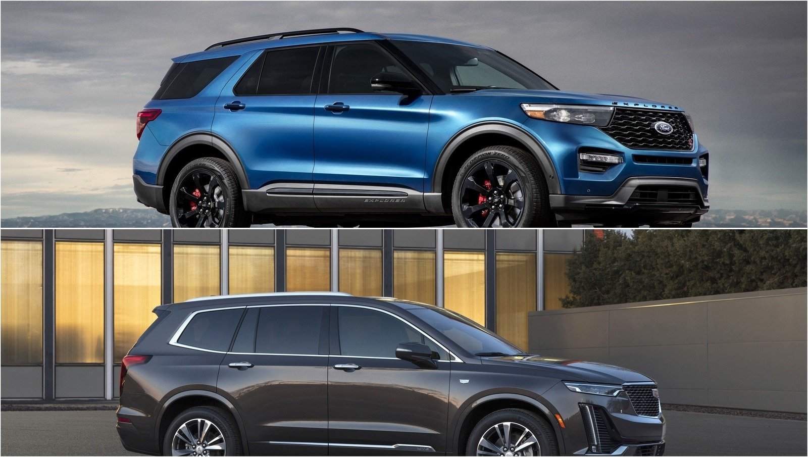 Why The 2020 Ford Explorer Stole The Show From The 2020