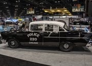 1957 Chevrolet Model 150 Squad Car Stole The Show In Chicago - image 821815