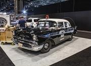 1957 Chevrolet Model 150 Squad Car Stole The Show In Chicago - image 821816