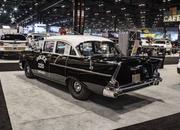 1957 Chevrolet Model 150 Squad Car Stole The Show In Chicago - image 821807