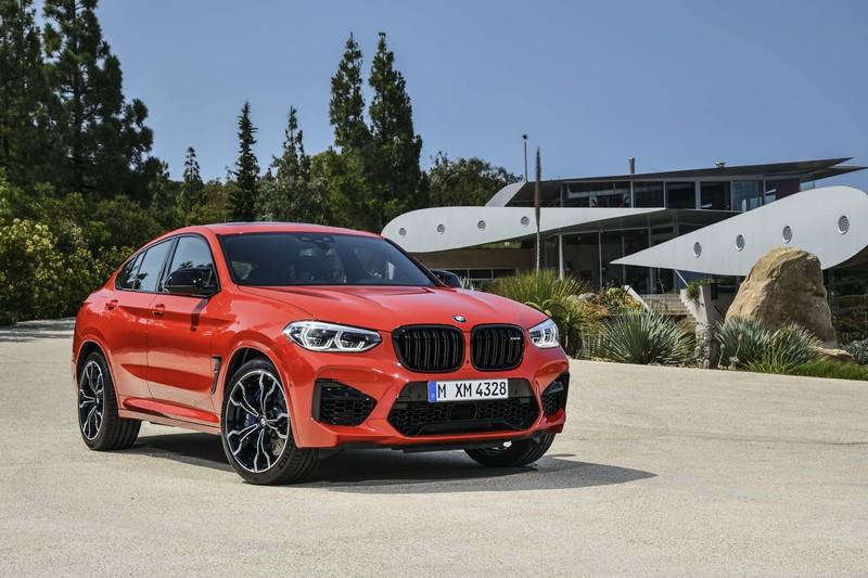 Wallpaper of the Day: 2020 BMW X4M