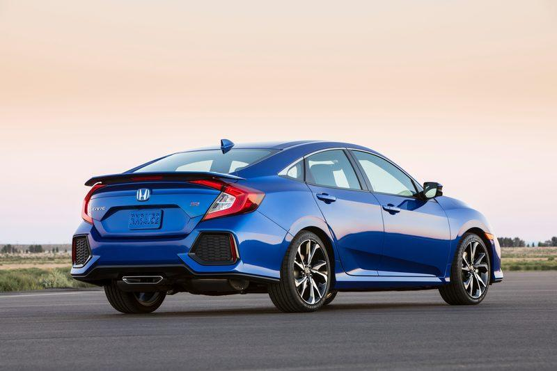 2018 Honda Civic Si Sedan - image 823025