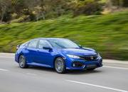 2018 Honda Civic Si Sedan - image 823014