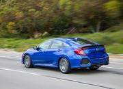 2018 Honda Civic Si Sedan - image 823015