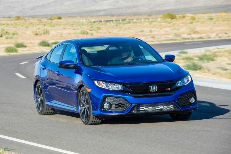 2020 VW Jetta GLI vs 2019 Honda Civic Si Sedan