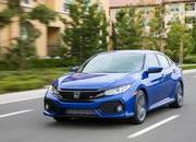 2018 Honda Civic Si Sedan - image 823013