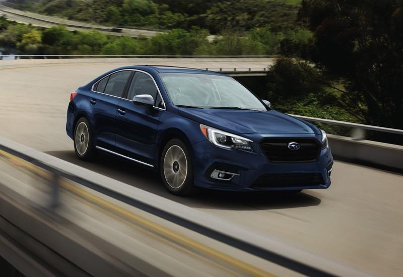 Old versus New: How different is the 2020 Subaru Legacy to its predecessor?