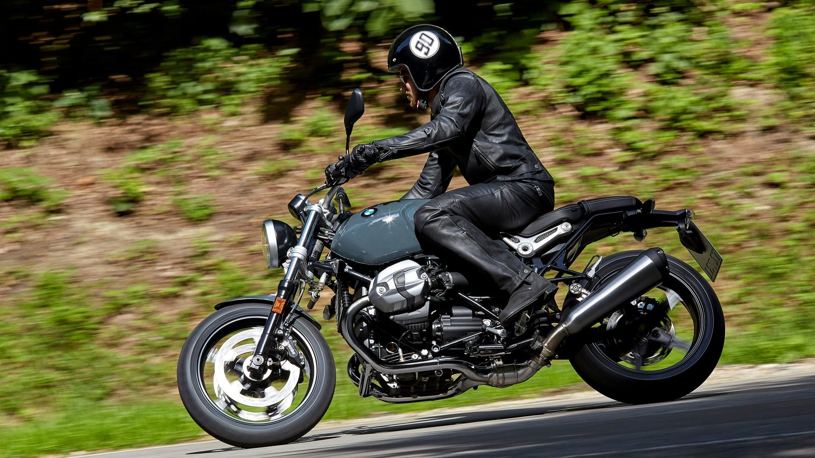 2017 2019 Bmw R Ninet Pure Top Speed