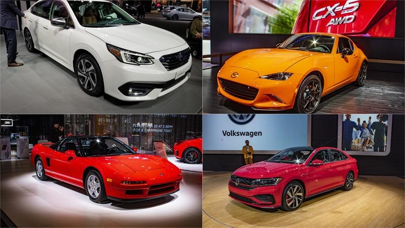 2019 Chicago Auto Show - Best In Show