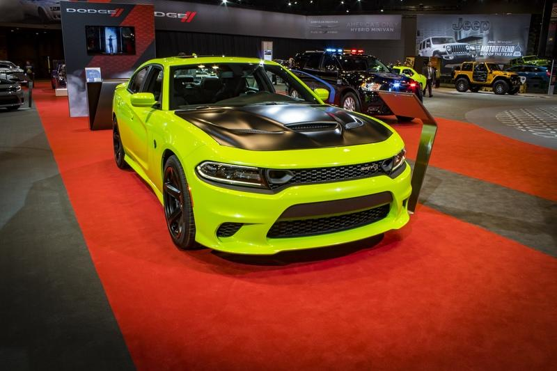2019 Dodge Charger - image 823131