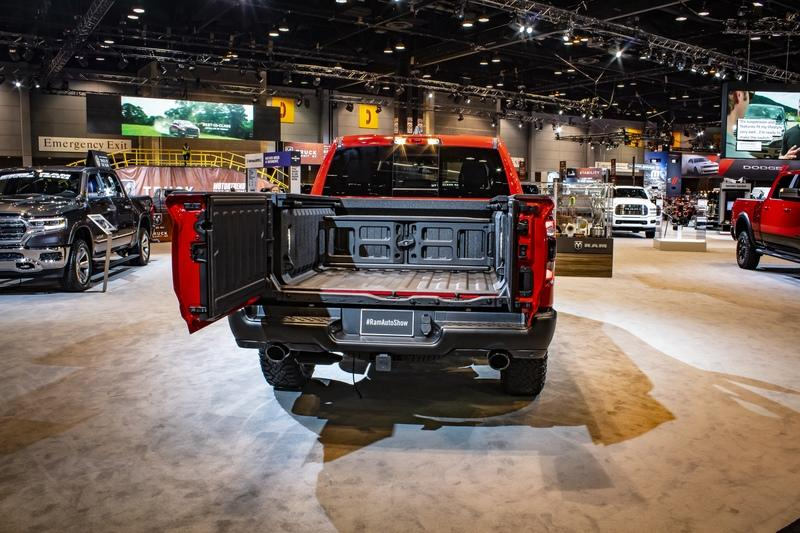 Tailgate Aerodynamics: Does Removing A Tailgate Really Result In Better Fuel Efficiency? - image 821378