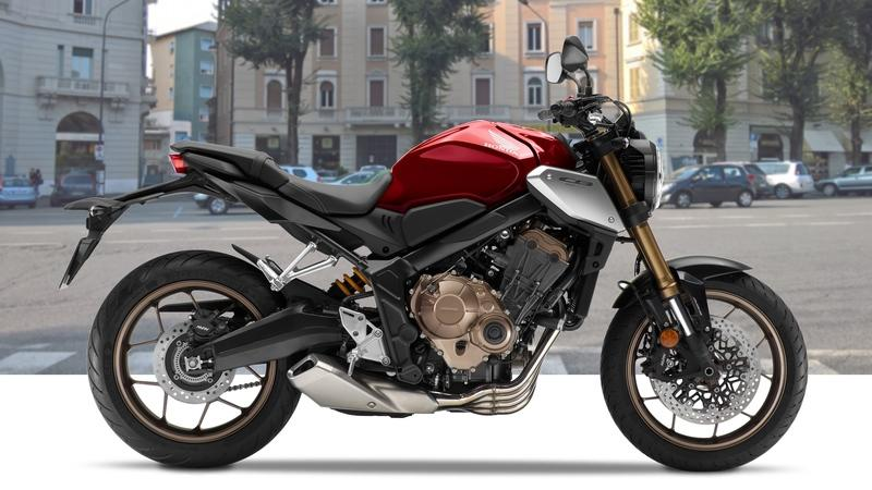 2019 Honda Cb650r Top Speed