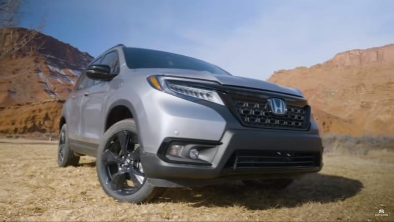2019 Honda Passport Video Review Compilation