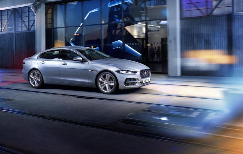 2020 Jaguar XE Shows New Face and Changes Diesel Lineup Ahead of Geneva Debut