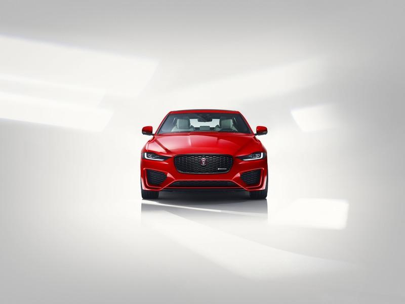 2020 Jaguar Xe Shows New Face And Changes Diesel Lineup Ahead Of