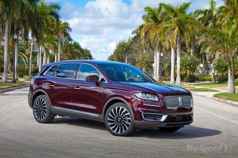 2019 Lincoln Nautilus Black Label - Driven