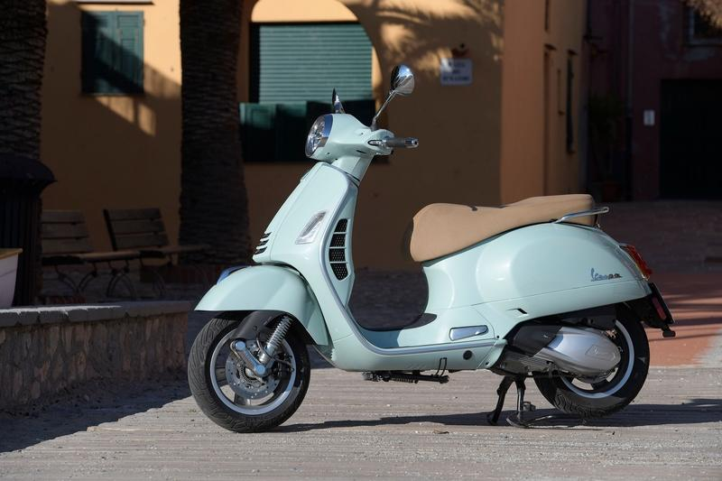 2019 Vespa Gts 300 Hpe Top Speed
