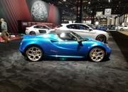 The 2020 Alfa Romeo 4C Spider Italia is Good News, Bad News at the Same Time - image 820837