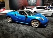 The 2020 Alfa Romeo 4C Spider Italia is Good News, Bad News at the Same Time - image 820838