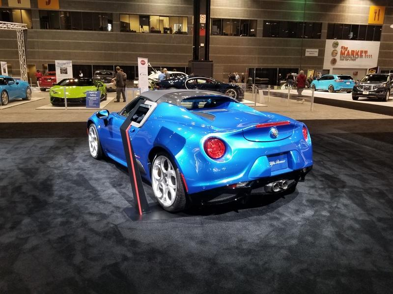 The 2020 Alfa Romeo 4C Spider Italia is Good News, Bad News at the Same Time