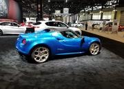 The 2020 Alfa Romeo 4C Spider Italia is Good News, Bad News at the Same Time - image 820836