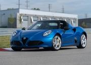 The 2020 Alfa Romeo 4C Spider Italia is Good News, Bad News at the Same Time - image 820706
