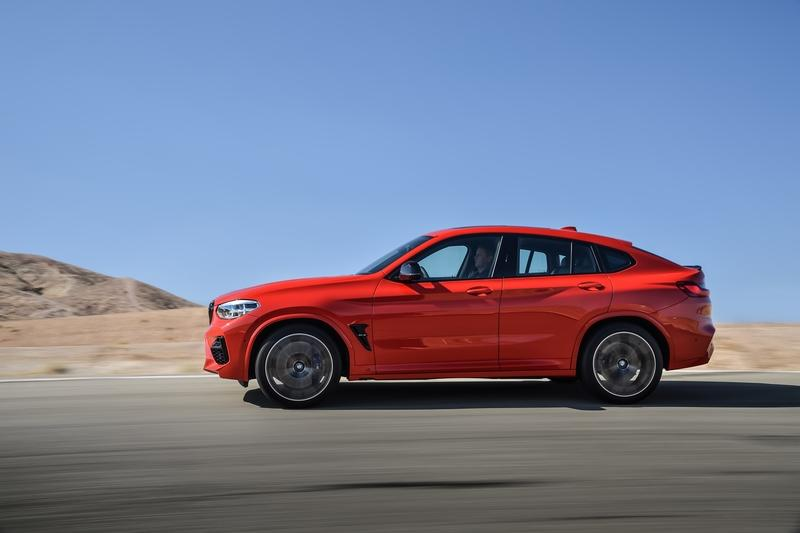 2020 BMW X3 M and X4 M Unveiled, Brings More Than 500 Ponies In Competition Trim