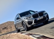 2020 BMW X3 M and X4 M Unveiled, Brings More Than 500 Ponies In Competition Trim - image 822138