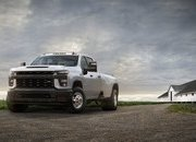 2020 Chevy Silverado HD Debuts with New Engine, Massive Towing Rating - image 819858