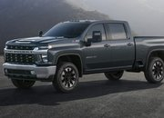 2020 Chevy Silverado HD Debuts with New Engine, Massive Towing Rating - image 819871