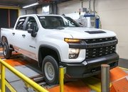2020 Chevy Silverado HD Debuts with New Engine, Massive Towing Rating - image 819880