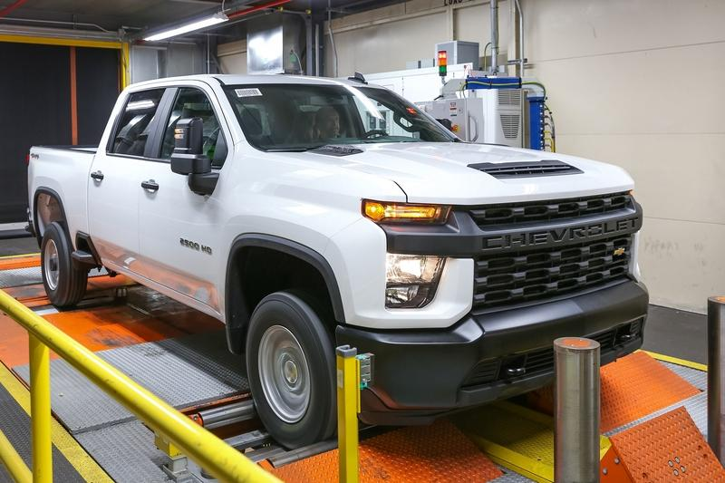 2020 Chevrolet Silverado HD - Quirks and Features