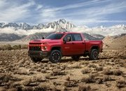 2020 Chevy Silverado HD Debuts with New Engine, Massive Towing Rating - image 819883