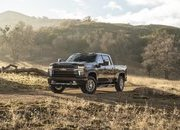 2020 Chevy Silverado HD Debuts with New Engine, Massive Towing Rating - image 819885
