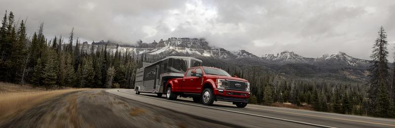 2020 F-Series Super Duty Promises to Offer Highest Towing and Payload Ratings
