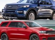 2020 Ford Explorer vs 2019 Dodge Durango - image 824958