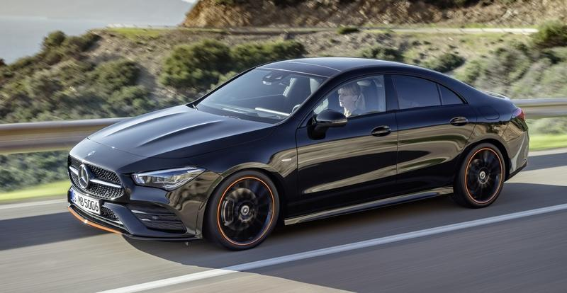 2020 Mercedes CLA vs 2019 Jaguar XE