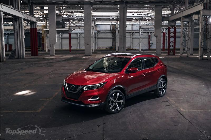 The 2020 Nissan Rogue Sport Is Semi-Autonomous But Still Only With An N/A Engine - image 820603
