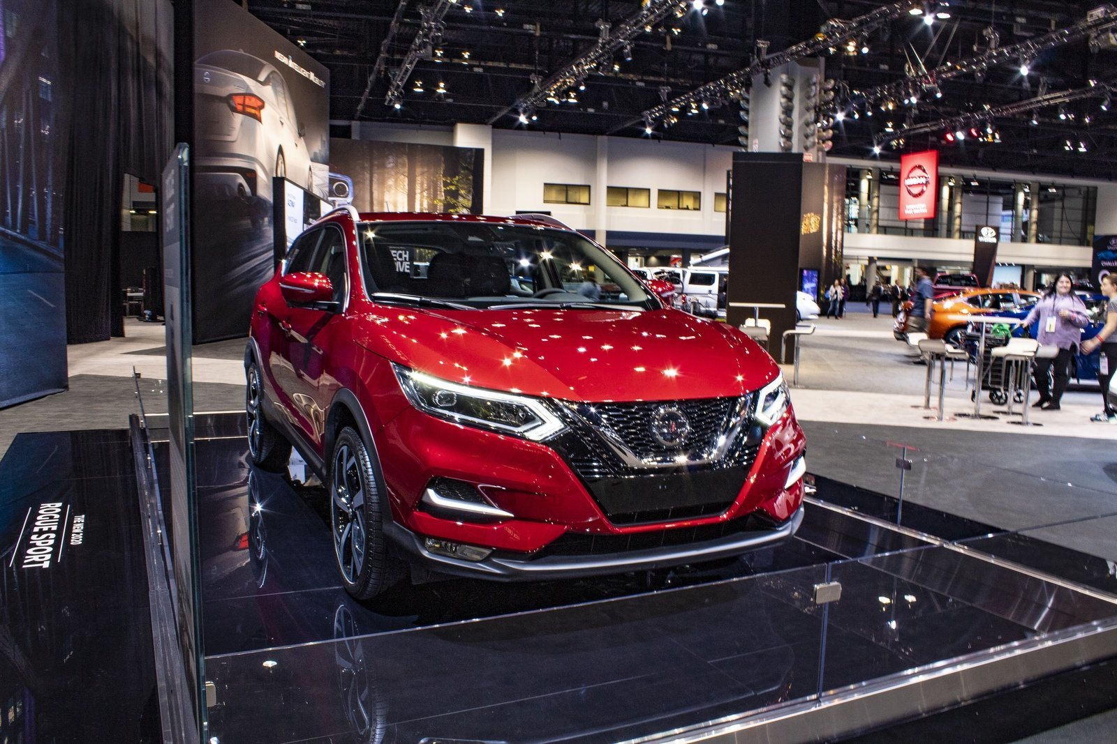 2020 Nissan Rogue Sport Top Speed