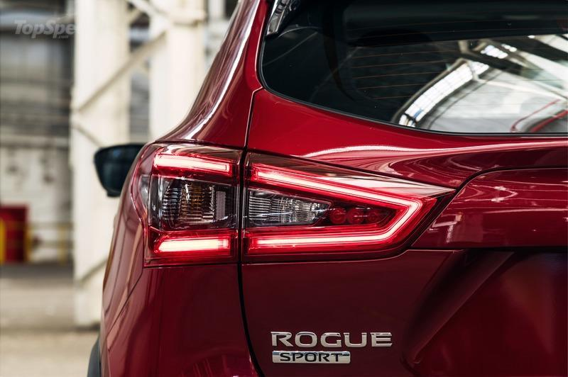 The 2020 Nissan Rogue Sport Is Semi-Autonomous But Still Only With An N/A Engine