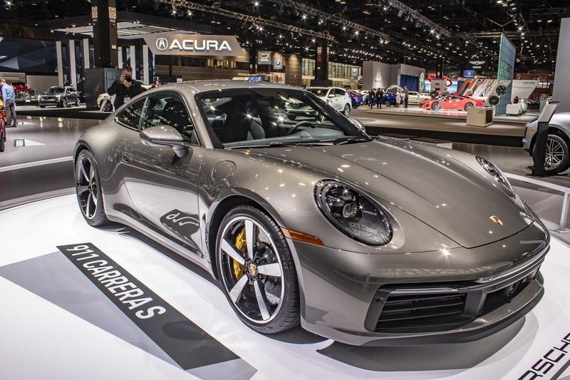 The Porsche 911 Basically Prints Money, and That's Why Porsche Can Sell the Taycan At a Loss For Now