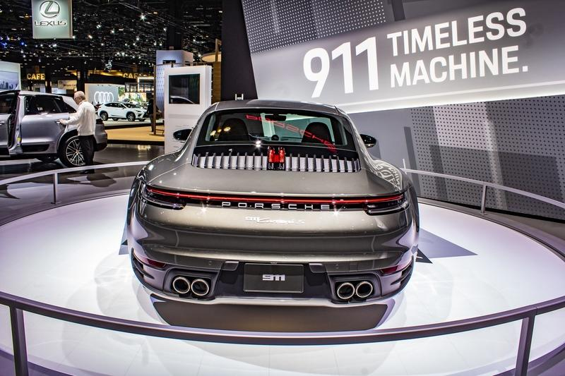 By 2024, Your Porsche 911 Might Not Run On Gasoline Anymore